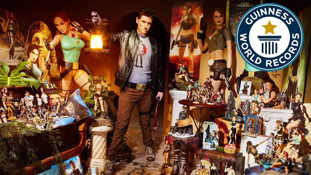 Gamer S Edition Largest Collection Of Tomb Raider