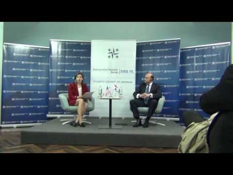 U.S. – Georgia Defense Cooperation – with Dr. Evelyn Farkas