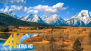 4K Amazing Nature - Episode #2 - The Best Tourist Attractions and Incredible Landscapes of the USA