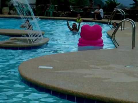 Macrons Mountain View Pool Cebu Youtube