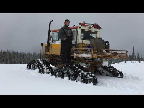 Tucker SnowCat - BC Trev&Meg