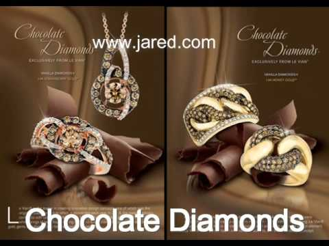 Chocolate Diamonds Low Color Gemstones Or a Rare and Beautiful