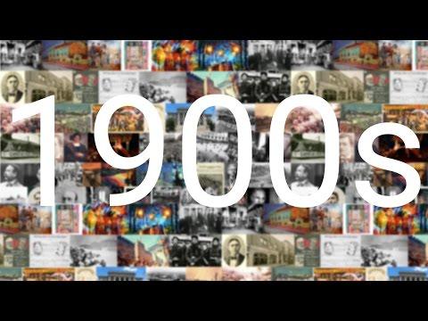 1900s History Decade 1080P HD