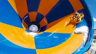 [HD] Tornado - Water Slide at Wet n Wild Las Vegas