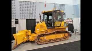 Atlantic Heavy Equipment Show 2012