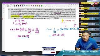 Kelas Matematik Ting.3 KSSM : 03-MATEMATIK PENGGUNA