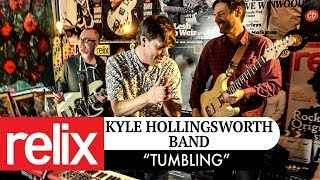 """""""Tumbling""""   Kyle Hollingsworth Band   2/8/18   Relix Studio Sessions"""