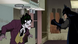 Batman vs. Joker!