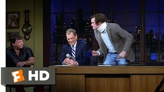 Man on the Moon (7/9) Movie CLIP - David Letterman (1999) HD