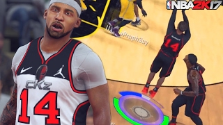 They Tried To Make The Game Close - Had To Turn Up! NBA 2K17 Pro Am Gameplay