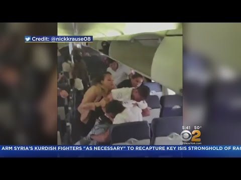 Fight Breaks Out On Southwest Airlines Flight