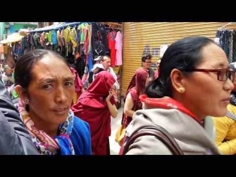 Dalai lama birthday celebration in kaza