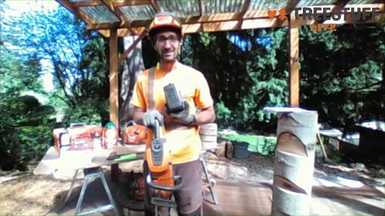 Modern Chainsaw Skills - TreeSfuff Field Edition