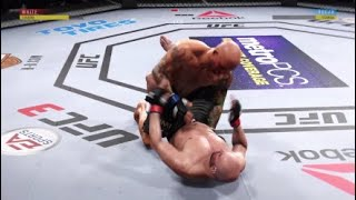 UFC 3 Rogan vs White. The trilogy
