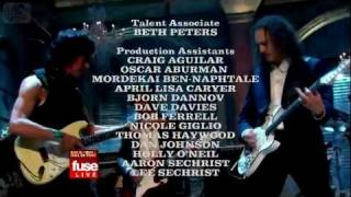 End Credits - (Rock & Roll Hall of Fame induction 2009) [HD]