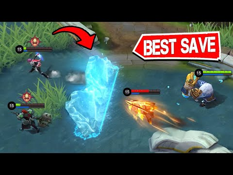 *SAVE* HOW TO CANCEL ALDOUS ULTIMATE, CRAZY GROCK ! - Mobile Legends Funny Fails And WTF Moments!#22