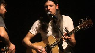 "Avett Brothers ""Spell of Ambition"" Johnny Mercer Theatre, Savannah, GA. 03.20.14"