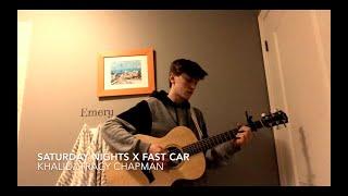 Saturday Nights x Fast Car -Khalid/ Tracy Chapman (cover by Liam Farquhar)