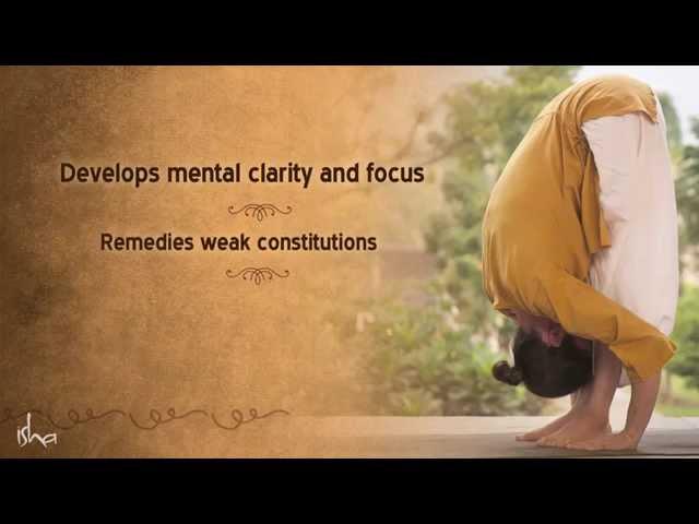 Surya Kriya Fire Up The Sun Within Isha Hata Yoga Youtube