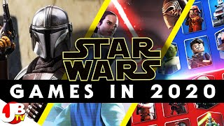Star Wars Games Coming Out In 2020