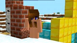 МИЛАШКА СEKCИ ДЕВУШКА ПРЕДАТЕЛЬ !!!(Анти-Грифер Шоу в Майнкрафт Minecraft PE) антигрифер