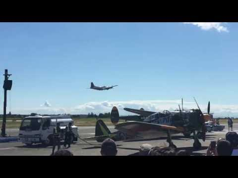 [4K UHD] Boundary Bay Airshow 16'