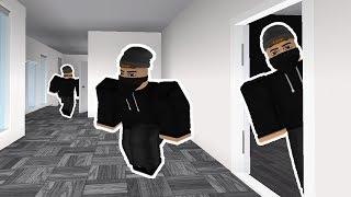 Invasion de voleurs (Roblox Bloxburg)