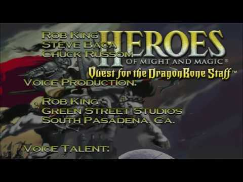 Heroes of Might and Magic Quest for the Dragonbone Staff Credits/Highscore Theme (2001, 3DO/NWC)