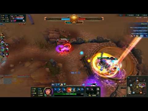 League of Legends ascension korean build Garen