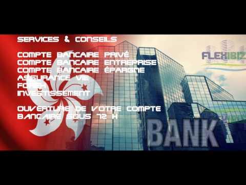 Ouvrir compte bancaire a Hong Kong avec carte bancaire Société ou Privé FLEXIBIZZ