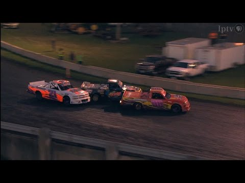 Dirt Track Racing, Part 1 | Iowa State Fair 2014