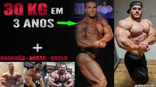 A evolução inacreditável de Nick Walker + Rafael Brandão, Regan Grimes, Boston Pro cancelado