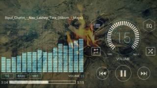 Nau Lakhey Tara Karaoke (Bipul Chettri)