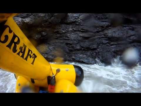 White Water Rafting the Stikine