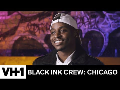 Meet The Cast:  Neek Bey | Black Ink Crew: Chicago