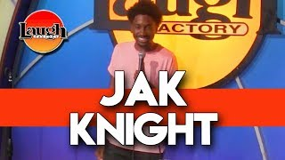 Jak Knight | Adulthood Is Depressing | Laugh Factory Stand Up Comedy