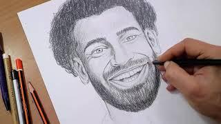 طريقة رسم محمد صلاح Mp3