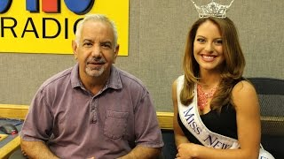 Five Interesting Facts about NJ with Miss New Jersey Lindsey Giannini and Dennis Malloy