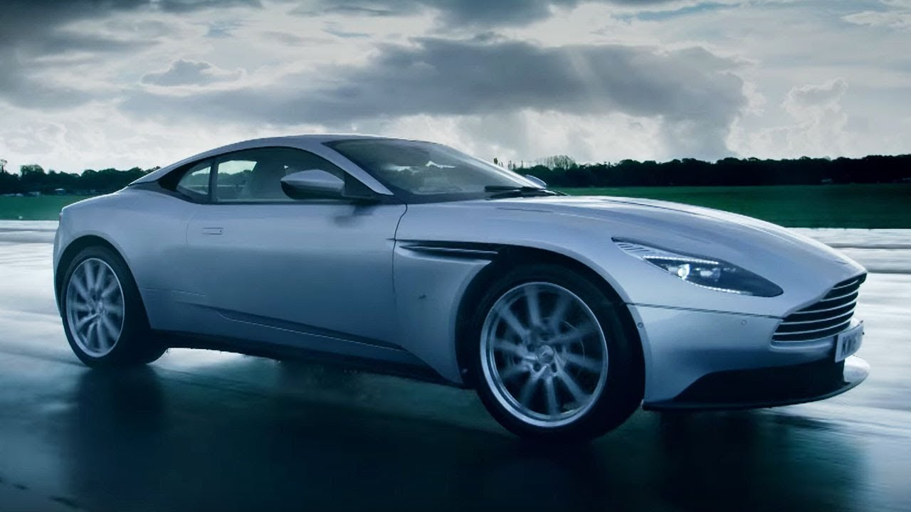 The Aston Martin DB Top Gear Series BBC YouTube - Aston martin pics