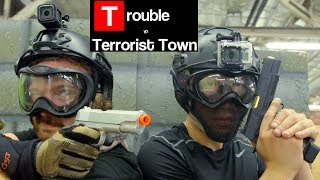 INSPECTOR D - Airsoft Trouble In Terrorist Town