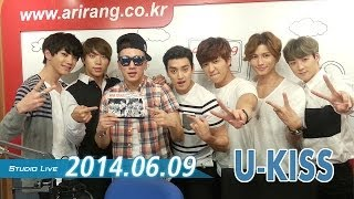 [Super K-Pop] 유키스 (U-KISS) - Studio Live + Interview