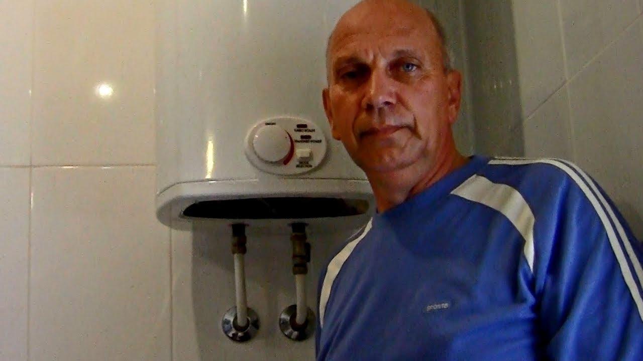 инструкция подключения к водонагревателю polaris fd-30v