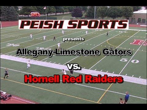 Hornell vs. Allegany-Limestone Boys Soccer 2016