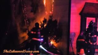 Structure Fire Del Mar Ave Raintree