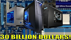 The PC Market Is Dying, But Gaming PC Sales Are Killing It!