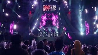 Martin Garrix - Tremor (Darren Styles live@Jungle Music Festival 2018)