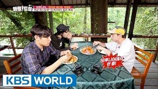 Download Video Eating oriental river prawn at a jungle restaurant! [Battle Trip / 2017.05.21] MP3 3GP MP4