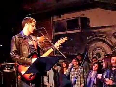 Robb Benson solo covering Bob Dylan
