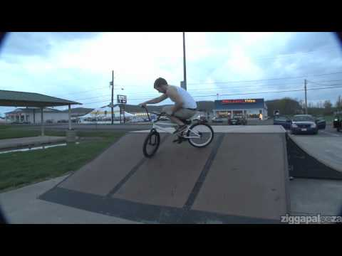 Sunbury Skatepark 4-26-11