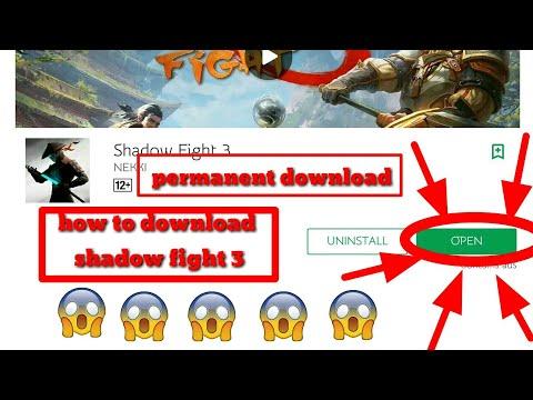 apkpure shadow fight 3